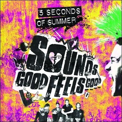 5 Seconds Of Summer (5SOS) - Sounds Good Feels Good [LP]