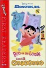 Disney's First Readers Level 3 Workbook : Boo on the Loose - MONSTERS, INC.