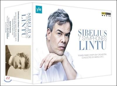 Hannu Lintu 시벨리우스: 7개의 교향곡 전집 (Jean Sibelius: 7 Symphonies)