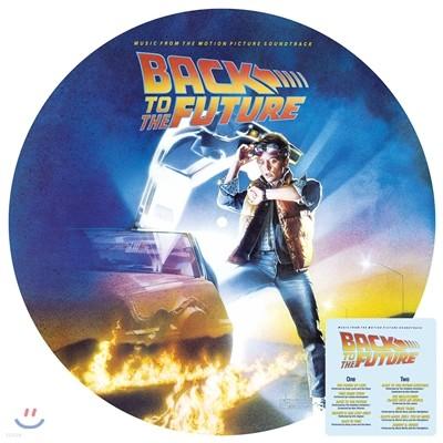 백 투 더 퓨쳐 영화음악 (Back To The Future OST) [픽처디스크 LP]
