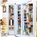 [벨라로사] 냉장고 사각용기 이유식용 180ml (CN5618)