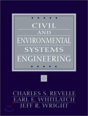 [염가한정판매] Civil and Environmental Systems Engineering, 2/E