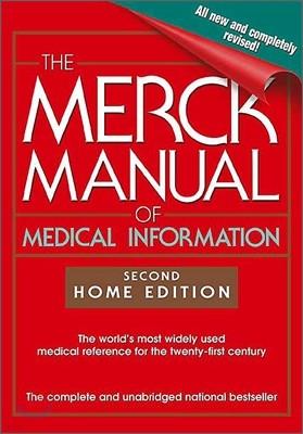 [염가한정판매] The Merck Manual of Medical Information
