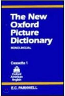 [염가한정판매] The New Oxford Picture Dictionary : Cassettes