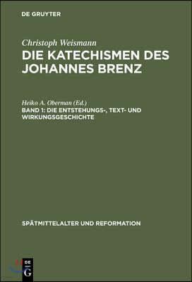 Die Entstehungs-, Text- und Wirkungsgeschichte