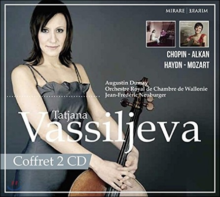 Tatjana Vassiljeva 타티야나 바실리예바 - 하이든: 첼로 협주곡 / 쇼팽: 첼로 소나타 (Haydn: Cello Concertos / Chopin: Cello Sonatas)