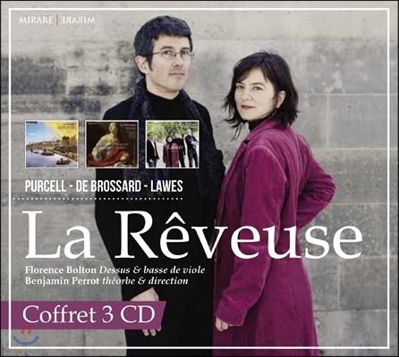 La Reveuse 라 레뵈즈 - 퍼셀 / 드 브로사르 / 헨리 로스 (Purcell / De Brossard / Henry Lawes)