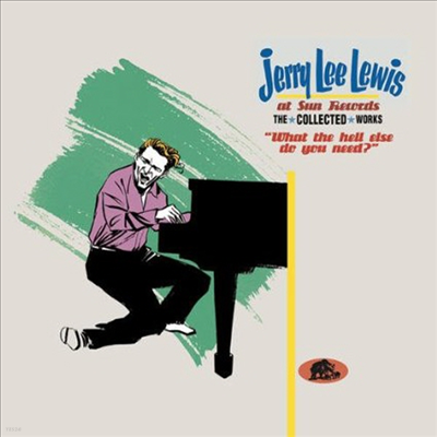 Jerry Lee Lewis - At Sun Records The Collected Works (Box Set)(18CD+2Books)