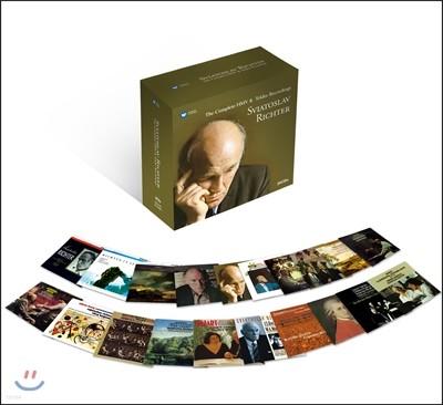 스비아토슬라프 리히터 - HMV & 텔덱 레코딩 전집 (Sviatoslav Richter - The Complete HMV & Teldec Recordings)