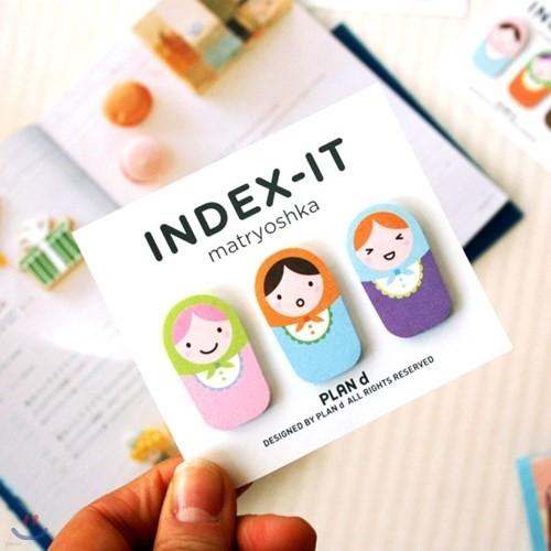 INDEX-IT matryoshka