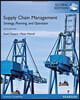 Supply Chain Management, 6/E : Strategy,Planning,& Operation