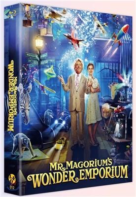 마고리엄의 장난감 백화점 랜티큘러 (777장 넘버링 풀슬립 한정판) : 블루레이