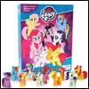 My Little Pony Busy Book 마이 리틀 포니 비지북 피규어책