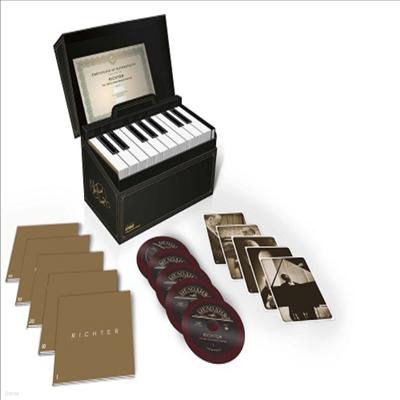 멜로디아의 리히터 탄생 100주년 기념 (Sviatoslav Richter - The 100th Anniversary Edition) (Ltd. Ed)(50CD Boxset) - Sviatoslav Richter