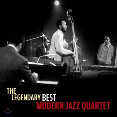 Modern Jazz Quartet - The Legendary Best