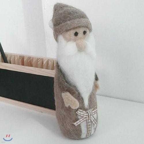 크리스마스 키다리 산타 인형