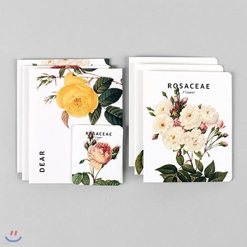 Card set-08 Flower