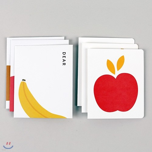 Card set-07 Fruits