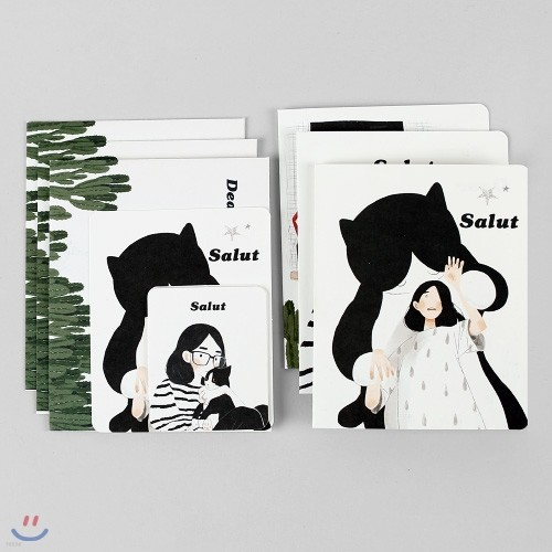 Card set-06 Salut