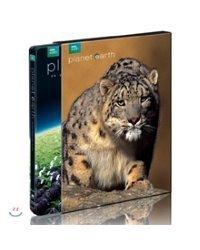 살아있는 지구 UCE (6Disc) 스틸북 : 블루레이 (양면 렌티큘러 풀슬립 + 넘버링 포함 방영 10주년 기념한정판)