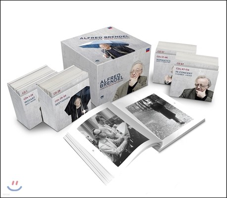 Alfred Brendel 알프레드 브렌델 필립스 녹음 전집 (Complete Philips Recordings)