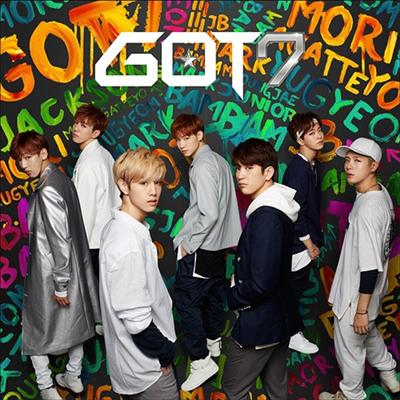 갓세븐 (GOT7) - モリ↑ガッテヨ (CD+DVD) (초회생산한정반 B)