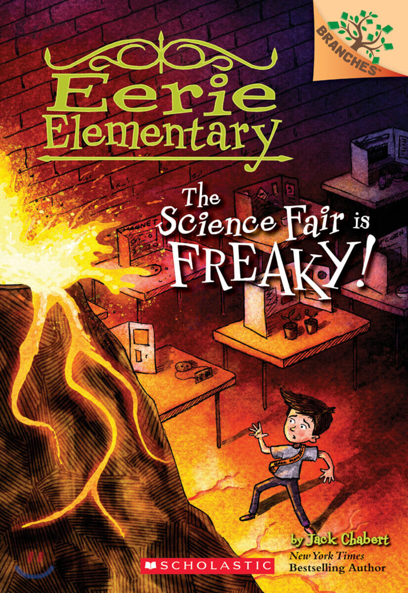 Branches / Eerie Elementary #4: The Science Fair is Freaky!
