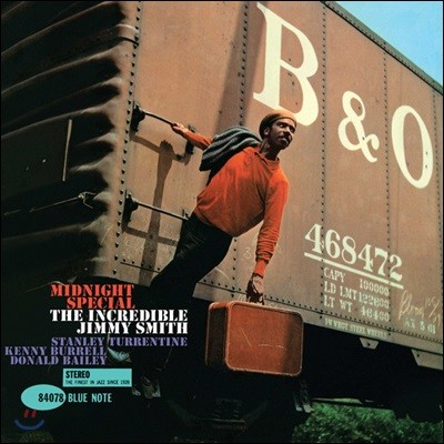 Jimmy Smith - Midnight Special [LP]