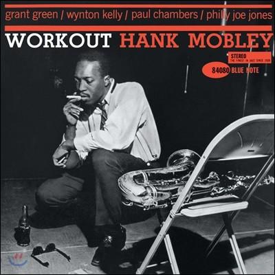 Hank Mobley (행크 모블리) - Workout [LP]