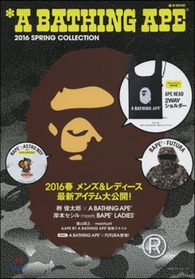 A BATHING APE 2016 SPRING COLLECTION