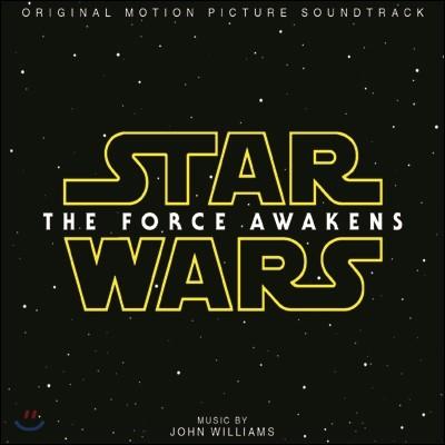 스타워즈: 깨어난 포스 영화음악 (Star Wars: The Force Awakens OST) [Standard Edition]