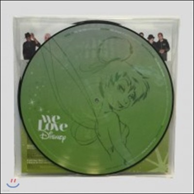 We Love Disney (위 러브 디즈니: 디즈니 히트곡 리메이크 컴필레이션 앨범) (Limited Edition)