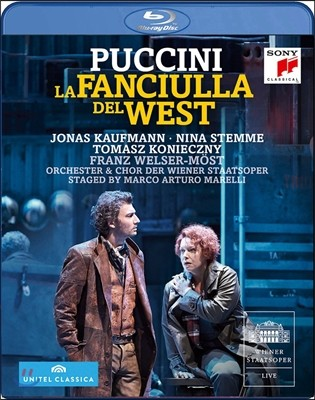 Jonas Kaufmann / Nina Stemme 요나스 카우프만 - 푸치니: 서부의 아가씨 (Puccini: La Fanciulla Del West)