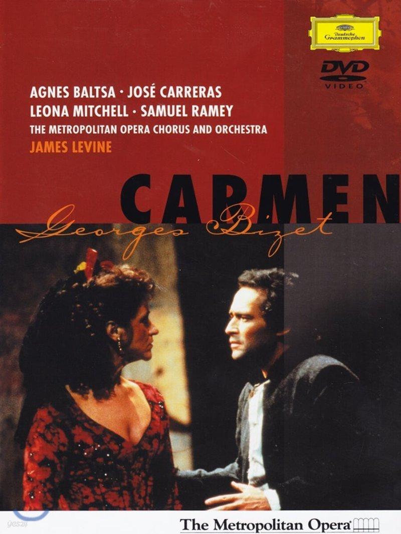 James Levine 비제: 카르멘 (Bizet: Carmen)