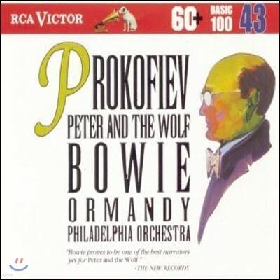 [중고] Prokofiev: Peter and the Wolf (bmgcd9843)