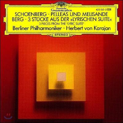 [중고] Herbert von Karajan / Schoenberg : Pelleas Und Melisande U.A. (dg0900/4231322)