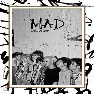[중고] 갓세븐 (Got7) / Mad (Mini Album) (Vertical Ver.)