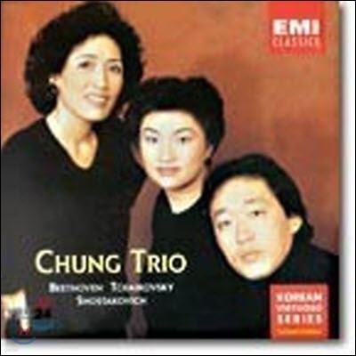 정트리오 / Korean Virtuoso Series (2CD/미개봉)