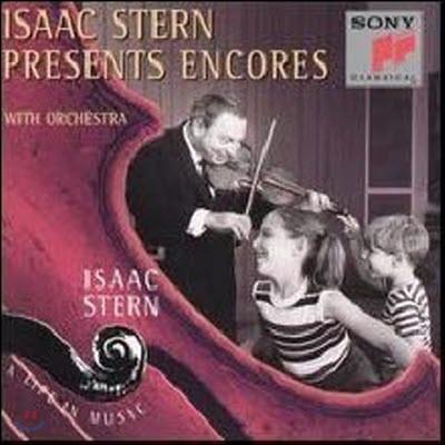 [중고] Isaac Stern / A Life In Music - Presents Encores (수입/smk64537)