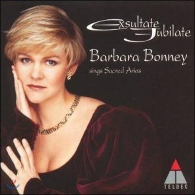 [중고] Barbara Bonney / Exsultate Jubilate (0630123412)
