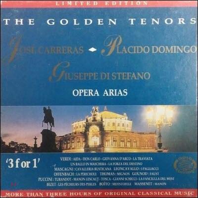 [중고] V.A. / The Golden Tenors - Gold Edition 12 (3CD/ekcd0212)