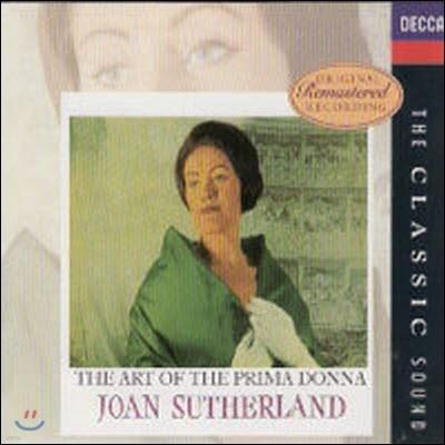 [중고] Joan Sutherland / The Art Of The Prima Donna (2CD/dd4397/4522982)