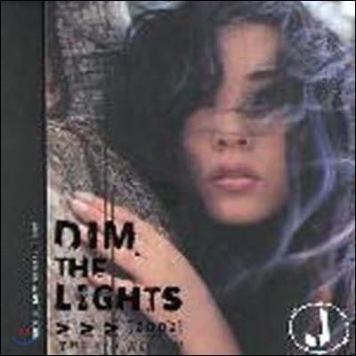 [중고] J (제이) / 4집 Dim The Lights (DIgipack/싸인)