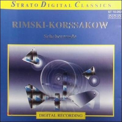 [중고] Anton Nanut / Rimski-Korssakow : Scheherazaed (수입/st10053)