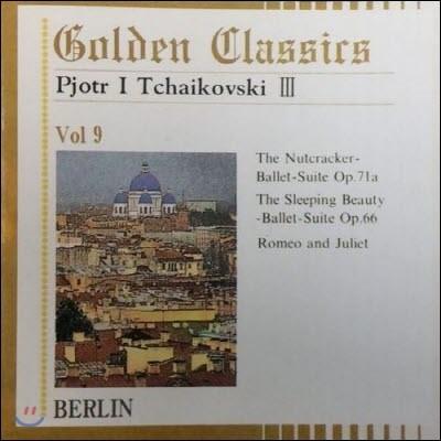 [중고] Alberto Lizzio, Lawrence Siegel / Golden Classics Vol.9 - Tchaikovski III (수입/art509)