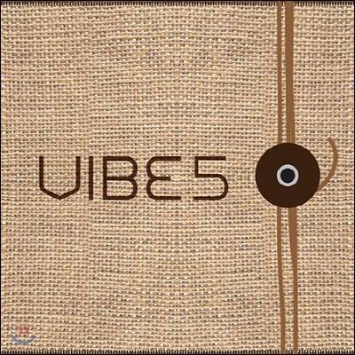 [중고] 바이브(Vibe) / 5집 Organic Sound