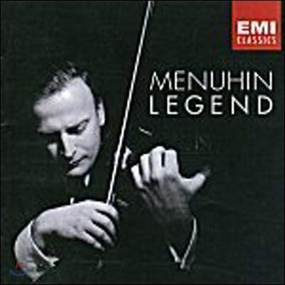[중고] Yehudi Menuhin / Menuhin Legend (2CD/ekc2d0495)