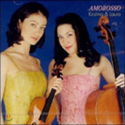[중고] Kristina & Laura / Amorosso (pccd00008)