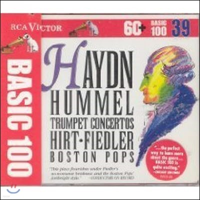 [중고] Haydn / Hummel / Molter: Trumpet Concertos (bmgcd9839)