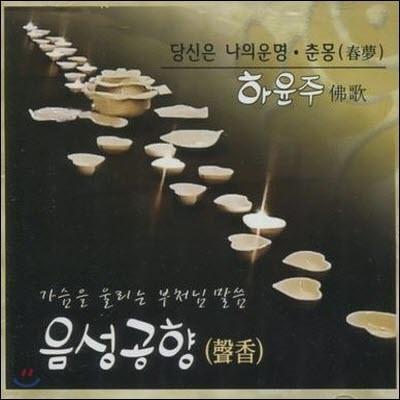 [중고] 하윤주 / 음성공향